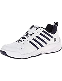 K-Swiss Performance Ks Tfw Vendy Ii-white/Navy-m - Zapatillas de tenis Hombre