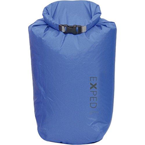 Exped fold dry bag - Medium - 8ltr Blue