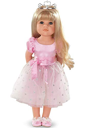 Götz 1359072 Hannah als Prinzessin Puppe - 50 cm