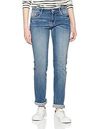 H.I.S Damen Straight Jeans Marylin