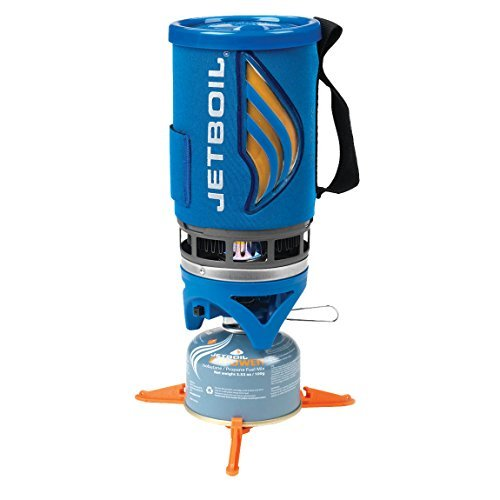 Jetboil Flash Personal Cooking System in Sapphire Blue by Jetboil -