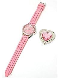 Paris Hilton HWX0002B - Reloj , correa de plástico color rosa