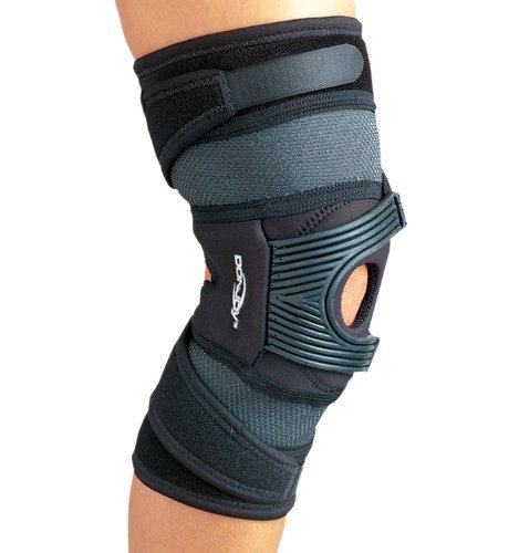 DonJoy Tru-Pull Advanced Knee Brace System - Hinged, Left -