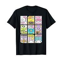 Sanrio Bakery Cute Food - Hello Kitty My Melody  T-Shirt