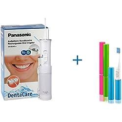 Panasonic EW DJ40 - Jet dentaire Panasonic Dentacare + Regalo Spazzola di Sonic