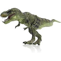 Zooawa Tyrannosaurus Rex Dinosaurio Figura Juguete - Celadon