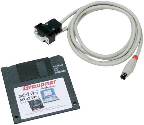 Graupner - 4182.9 - Cordon Interface Pc, Mc-22/Pc, Seul   Respectueux De L'environnement
