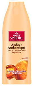Mont St Michel - Bain - Douche - Ambrée Authentique - Flacon 500 ml