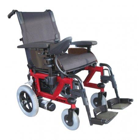 Fauteuil roulant électrique pliant EGINE Dossier inclinable et rabattable – M11920000