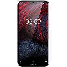 Nokia 6.1 Plus (Blue, 6GB RAM, 64GB Storage)