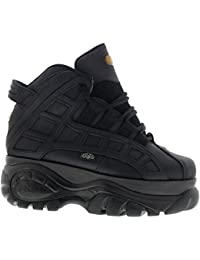 Buffalo 2003-14 Platform Black Womens Boots