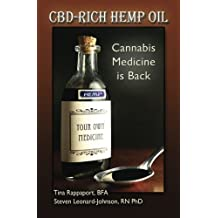 CBD-Rich Hemp Oil: Cannabis Medicine is Back