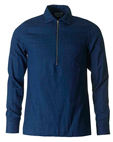 j-lindeberg-daniel-quarter-zip-shirt-large-indigo