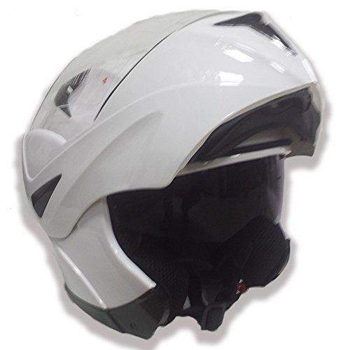 casco-helmet-modulare-flip-up-dieffe-fl-01-moto-scooter-varie-taglie-e-colori-m-bianco-lucido