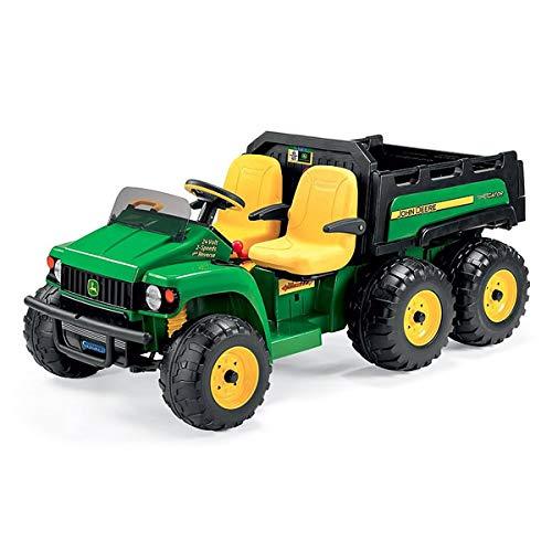 PEG PEREGO 24V John Deere Gator 6x4 mit Lithium Ionen Akku (John Traktor Elektro Deere)