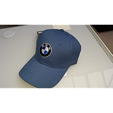 BMW Acero Cap Azul
