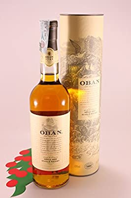 Whisky Oban Islay 14 Y 43 % 70 cl.