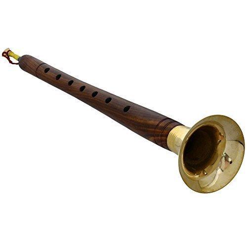 IndischeklassischeWindMusikinstrumentShehnaifürHochzeiten