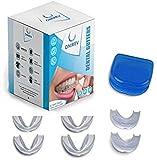 [6 en 1]Férula dental anti bruxismo - dispositivo profesional -...