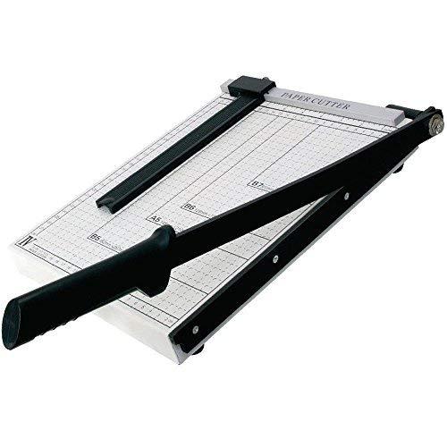 Cutter professionale taglierina ghigliottina carta paper fogli a4 a5 lama precisione