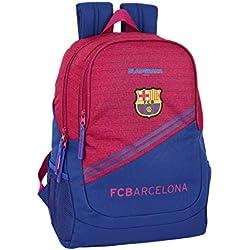 300616999a652 FC Barcelona Corporativa Oficial Mochila Escolar 320x160x440mm