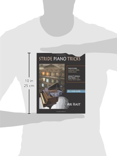 Zoom IMG-2 stride piano tricks how to