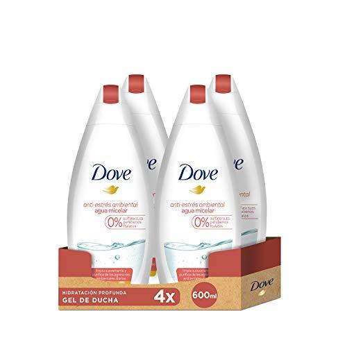 Dove Gel de ducha Agua Micelar Anti- Estrés -  500 ml