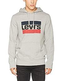 Levi's Graphic Po Hoodie-B, Sweat-Shirt à Capuche Homme