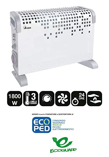 Zoom IMG-1 ardes ar4c03t termoconvettore turbine time