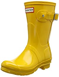 Hunter Low Wellington Boots, Botas de Agua Para Mujer