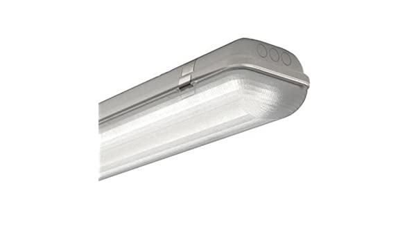 Plafoniere Garage Led : 3f filippi s.r.l. 58616 linda led 2x30w l1570: amazon.de