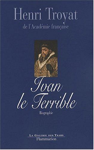 Descargar Libro Ivan le terrible de Henri Troyat