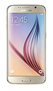 Samsung Galaxy S6 32 GB UK SIM-Free Smartphone - Gold