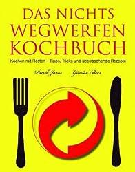 Titelbild Das Nichts Wegwerfen Kochbuch