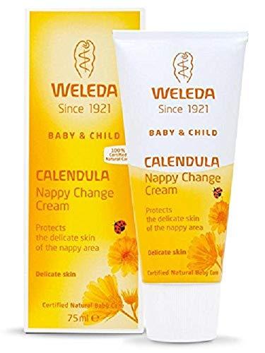 Weleda Crema de Pañal de Caléndula 75ml