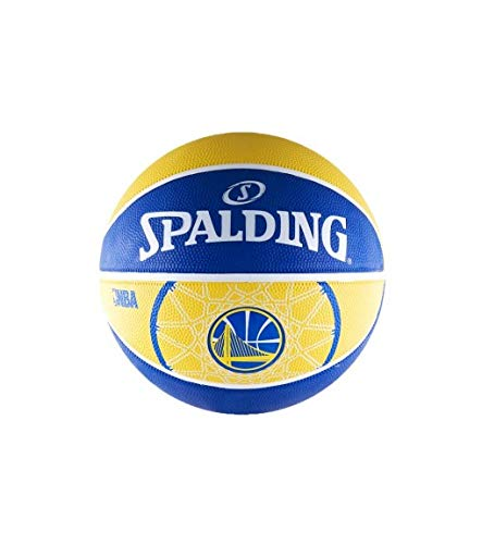 Spalding NBA Team Golden State Baloncesto Amarillo