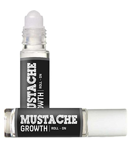 Beardo Moustache Growth Roll On – 8 ml
