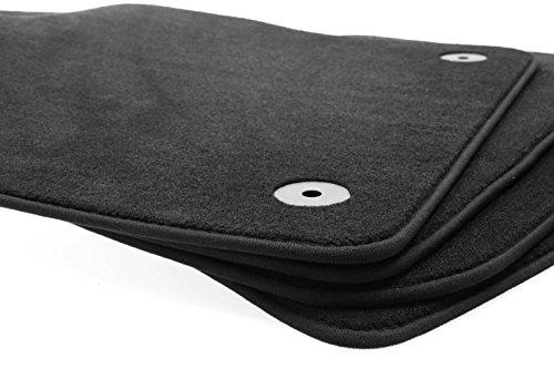 AZUGA Premium Velours Fußmatten fahrzeugspezifisch gebraucht kaufen  Wird an jeden Ort in Deutschland