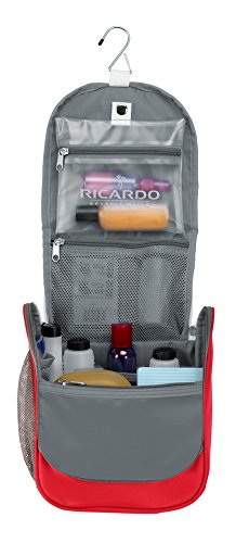 ricardo-beverly-hills-essentials-travel-organizer-ribbon-red-one-size
