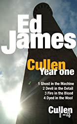 Cullen Year One (Detective Scott Cullen Mysteries 1-4) (English Edition)