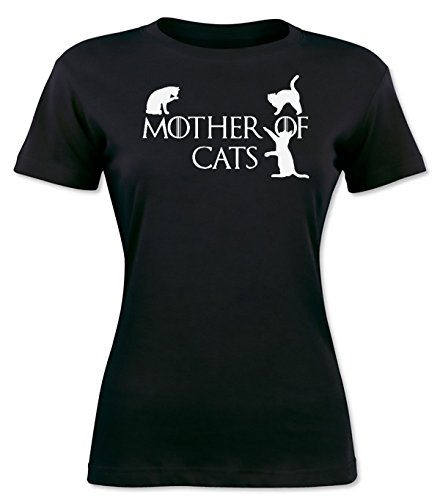 Mother Of Cats Women's T-shirt XX-Large