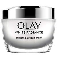 Olay White Radiance Fairness Night Restoring Cream 50 G, Pack of 1