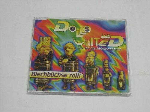 Eastwest (Warner) Blechbüchse Roll [CD-Single, feat. Die Blechbüchsenarmee, DE, east west Ultraphonic 0630 13183-2]