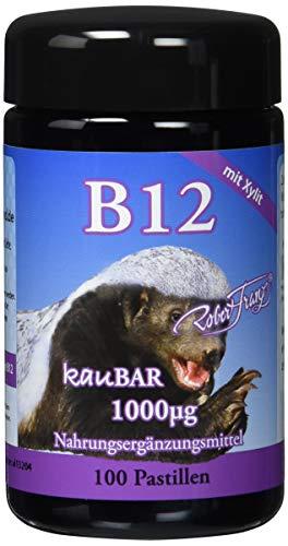 Robert Franz – B12 (100 Pastillen)