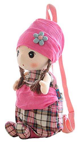niedliche Kinder Kleinkind Rucksack für Schule Rucksack, rosa kariertes (Kleinkind Karierte Vans)