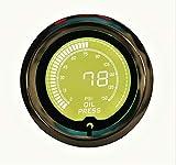 CKQ-KQ Tachimetro Con Display Digitale Colorato Manometro Modificato For Auto, Manometro Temperatura Acqua, Manometro Temperatura Olio, Manometro Olio, Voltmetro, Misuratore Del Rapporto Aria-carburan