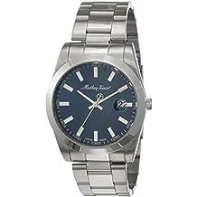 (Renewed) Mathey-Tissot Analog Blue Dial Mens Watch - H450ABU