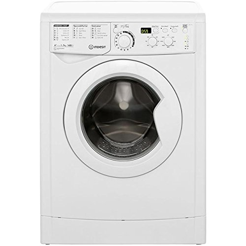 Indesit My Time EWD71452W 7Kg Washing Machine with 1400 rpm - White. Suited To Medium-Sized Households