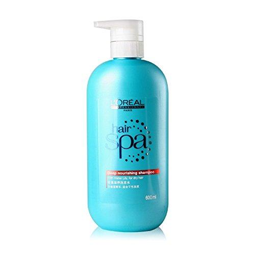 L'Oréal Professionnel Cheveux Spa Deep nourrissant pour cheveux secs Purifiant Shampooing de massage 600ml