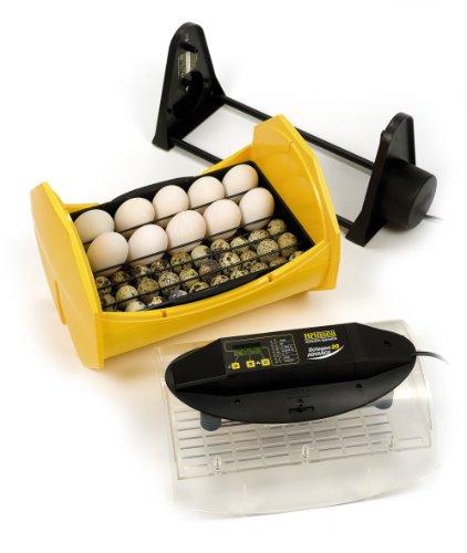 Brinsea Octagon 20 Advance with Autoturn Cradle Egg Incubator 2